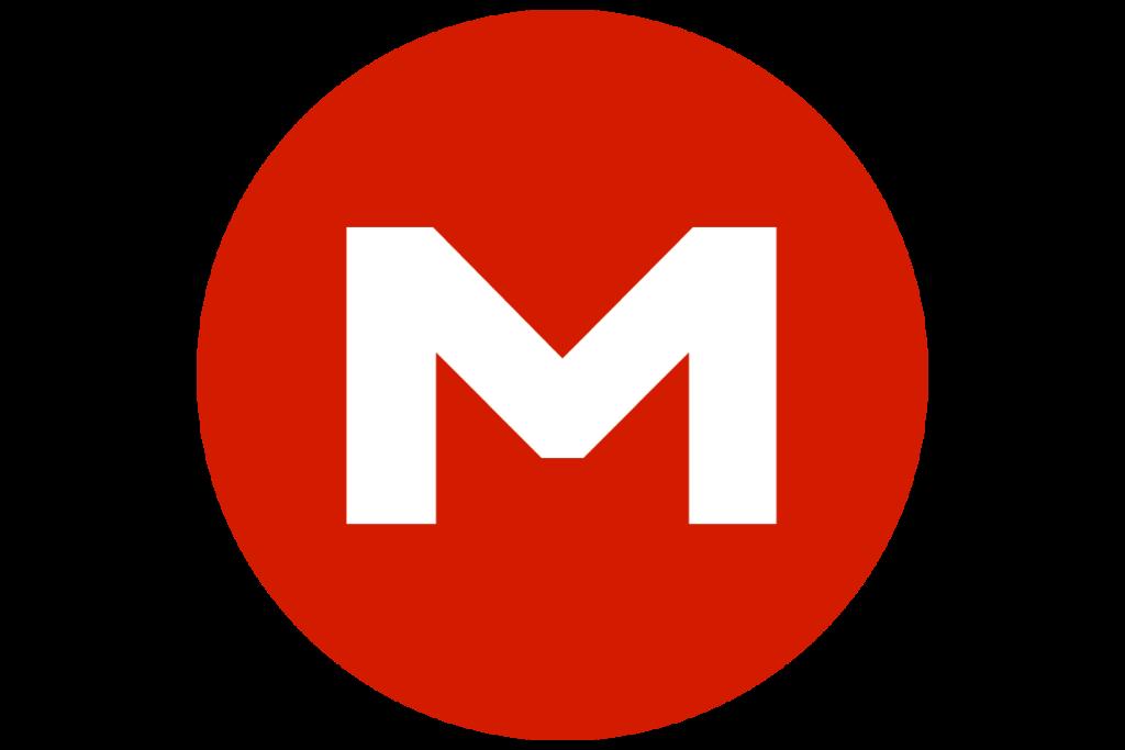 MEGA cloud storage icon